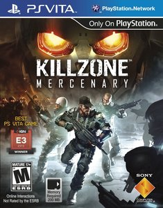 Killzone: Mercenary (PS Vita)