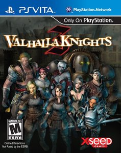 Valhalla Knights 3 (PS Vita) - Pre-owned