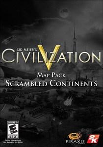 Civilization V: Scrambled Continents (PC/Mac DLC)
