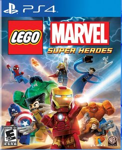 LEGO: Marvel Super Heroes (PS4 Download)