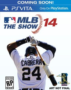 MLB 14: The Show (PS Vita)