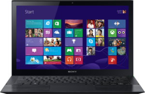 Sony VAIO Pro 13 Touch Ultrabook, Core i5-4200U, 1080p Full HD IPS display, 128GB SSD