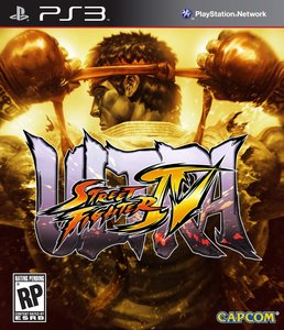 Ultra Street Fighter IV (PS3) - Pre-owned
