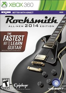 Rocksmith 2014 Edition with Real Tone Cable (Xbox 360)