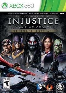 Injustice: Gods Among Us Ultimate Edition (Xbox 360)