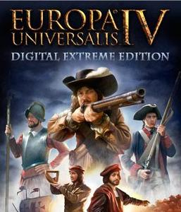 Europa Universalis IV Digital Extreme Edition (PC Download)