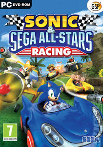Sonic & SEGA All-Stars Racing (PC Download)