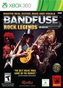 BandFuse: Rock Legends (Xbox 360)