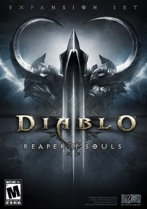 Diablo 3: Reaper of Souls (PC/Mac DVD)