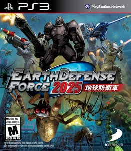 Earth Defense Force 2025 (PS3 - Pre-owned)