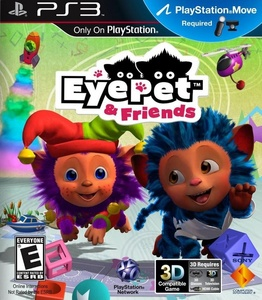 Eye Pet and Friends (PS3)