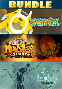 PixelJunk 3-Pack Bundle (PC Download)
