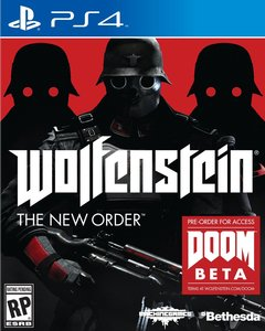 Wolfenstein: The New Order (PS4 Download)