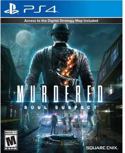 Murdered: Soul Suspect (PS4 Download)