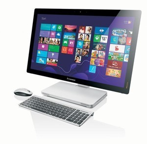 Lenovo A730 57323642 27-inch All-in-one Core i7-4700MQ, GeForce GT745M 2GB, 1TB HDD + 8GB SSD, Blu-ray, 2560 x 1440 Resolution, Windows 8.1