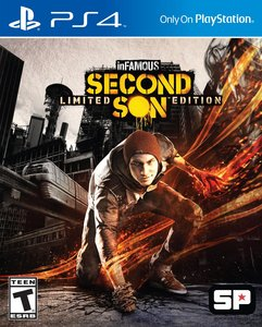 inFAMOUS Second Son (PS4) - PS Plus Required