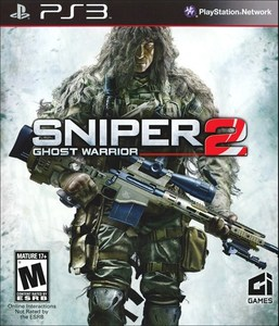 Sniper 2: Ghost Warrior (PS3) - Pre-owned