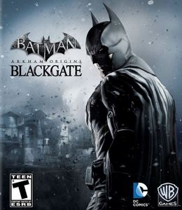 Batman Arkham Origins Blackgate - Deluxe Edition (PC Download)