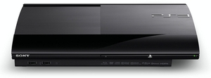 PS3 Super Slim 500GB Console