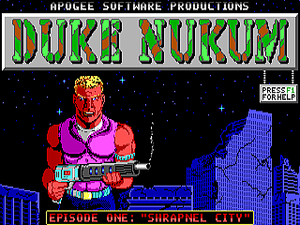 Duke Nukem (PC Download)