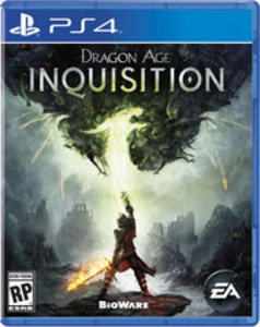 Dragon Age: Inquisition Deluxe Edition (PS4)