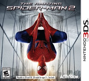 Amazing Spider-Man 2 (Nintendo 3DS)