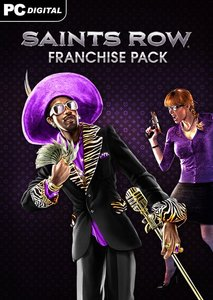 Saints Row Ultimate Franchise Pack (PC Download)