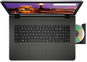Dell Inspiron 17 5000 Series Core i3-7100U, 8GB RAM, 1TB HDD