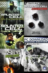 Splinter Cell Pack (PC Download)