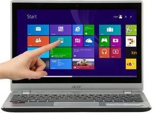 Acer Aspire V5 Touch AMD A4-1250, 4GB RAM (Refurbished)