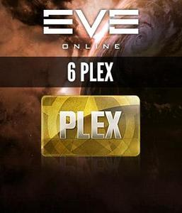 Eve Online - 6 PLEX (PC Download)
