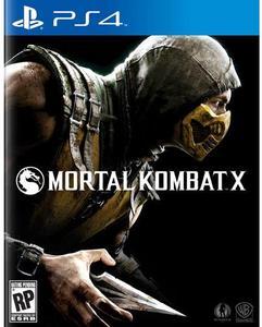 Mortal Kombat X (PS4) - Pre-owned