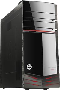 HP ENVY Phoenix 810se, Core i7-4820K, GeForce GTX 745 4GB, 12GB RAM, Windows 8.1