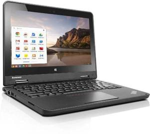 Lenovo ThinkPad 11e Chromebook, Celeron N2930, 4GB RAM, 16GB eMMC (Refurbished)