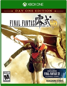 Final Fantasy Type-0 HD (Xbox One Download)