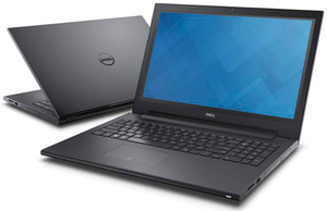 Dell Inspiron 15 3000, Core i3-6006U , 4GB RAM, 1TB HDD