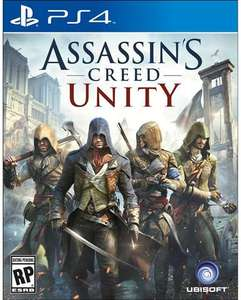 Assassin's Creed Unity (PS4 Download) - PS Plus Required