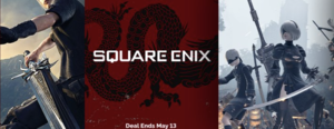 Green Man Gaming Winter Sale: Square Enix