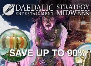 GamersGate Sale: Daedalic Strategy Midweek