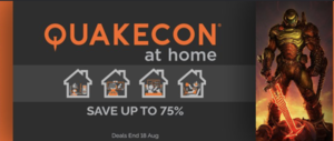Green Man Gaming Sale: QuakeCon Sale