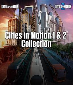 Cities in Motion 1 & 2 Collection (PC/Mac Download)