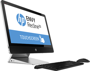 HP Envy Recline 23 TouchSmart, Core i3-4130T, 8GB RAM