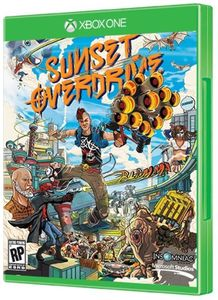Sunset Overdrive (Xbox One Download)