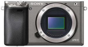 Sony Alpha A6000 Mirrorless Digital Camera (Body Only) + $50 Adorama Gift Card