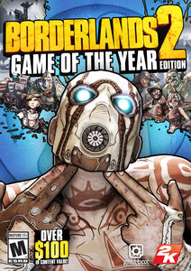 Borderlands 2 Complete Edition (PC/Mac Download)