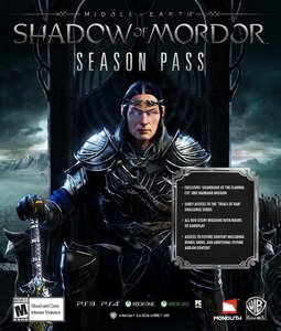 Middle-earth: Shadow of Mordor Season Pass (PC Download)