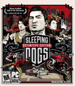 Sleeping Dogs Definitive Edition (PC Download)