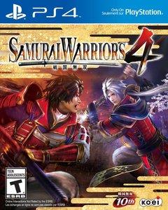 Samurai Warriors 4 (PS4) - Pre-owned