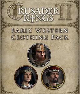 Crusader Kings II: Early Western Clothing Pack (PC DLC)