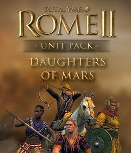 Total War Rome II The Daughters of Mars Unit Pack (PC DLC)